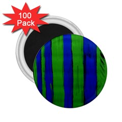 Stripes 2 25  Magnets (100 Pack)
