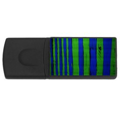 Stripes Rectangular Usb Flash Drive by bestdesignintheworld