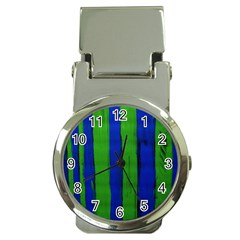 Stripes Money Clip Watches