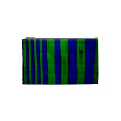 Stripes Cosmetic Bag (small)