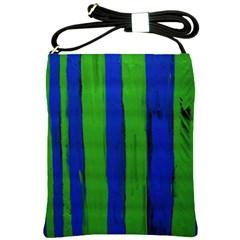 Stripes Shoulder Sling Bags