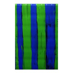 Stripes Shower Curtain 48  X 72  (small)