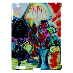 Still Life With Two Lamps Apple Ipad 3/4 Hardshell Case (compatible With Smart Cover)