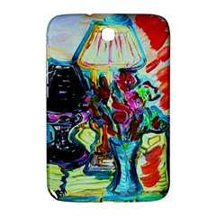 Still Life With Two Lamps Samsung Galaxy Note 8 0 N5100 Hardshell Case  by bestdesignintheworld