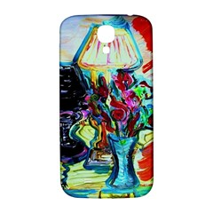 Still Life With Two Lamps Samsung Galaxy S4 I9500/i9505  Hardshell Back Case