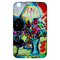 Still Life With Two Lamps Samsung Galaxy Tab 3 (8 ) T3100 Hardshell Case
