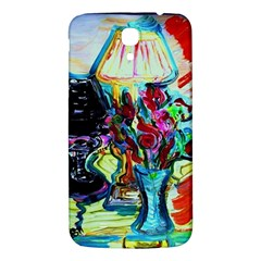 Still Life With Two Lamps Samsung Galaxy Mega I9200 Hardshell Back Case