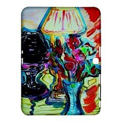 Still Life With Two Lamps Samsung Galaxy Tab 4 (10 1 ) Hardshell Case