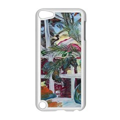 Still Life With Tangerines And Pine Brunch Apple Ipod Touch 5 Case (white)