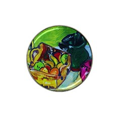 Still Life With A Pig Bank Hat Clip Ball Marker (10 Pack)