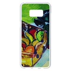 Still Life With A Pig Bank Samsung Galaxy S8 Plus White Seamless Case