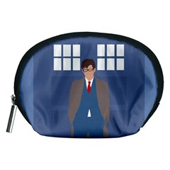 Tenth Doctor And His Tardis Accessory Pouches (medium)