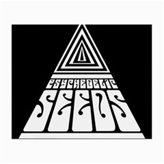 Psychedelic Seeds Logo Small Glasses Cloth