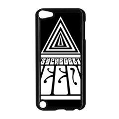 Psychedelic Seeds Logo Apple Ipod Touch 5 Case (black)