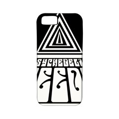 Psychedelic Seeds Logo Apple Iphone 5 Classic Hardshell Case (pc+silicone)