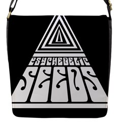 Psychedelic Seeds Logo Flap Messenger Bag (s)