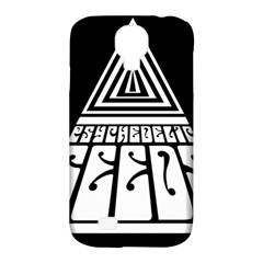 Psychedelic Seeds Logo Samsung Galaxy S4 Classic Hardshell Case (pc+silicone)