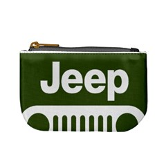 Only In A Jeep Logo Mini Coin Purses