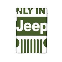 Only In A Jeep Logo Ipad Mini 2 Hardshell Cases