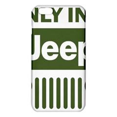 Only In A Jeep Logo Iphone 6 Plus/6s Plus Tpu Case by Samandel