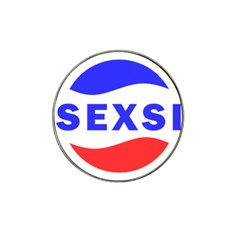 Sexsi Sexy Logo Hat Clip Ball Marker (4 Pack)