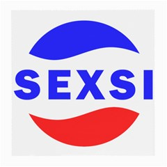 Sexsi Sexy Logo Medium Glasses Cloth