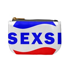 Sexsi Sexy Logo Mini Coin Purses