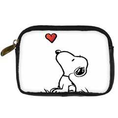 Snoopy Love Digital Camera Cases