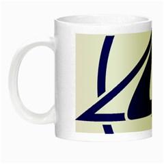Sukhoi Aircraft Logo Night Luminous Mugs