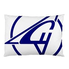 Sukhoi Aircraft Logo Pillow Case
