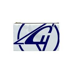Sukhoi Aircraft Logo Cosmetic Bag (small)  by Samandel