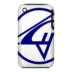 Sukhoi Aircraft Logo Iphone 3s/3gs