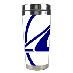 Sukhoi Aircraft Logo Stainless Steel Travel Tumblers