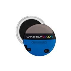 Game Boy Colour Blue 1 75  Magnets