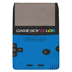 Game Boy Colour Blue Flap Covers (s)