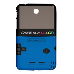 Game Boy Colour Blue Samsung Galaxy Tab 3 (7 ) P3200 Hardshell Case