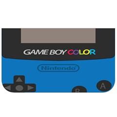 Game Boy Colour Blue Lunch Bag by Samandel