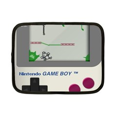 Game Boy White Netbook Case (small)