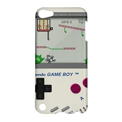 Game Boy White Apple Ipod Touch 5 Hardshell Case