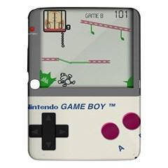 Game Boy White Samsung Galaxy Tab 3 (10 1 ) P5200 Hardshell Case
