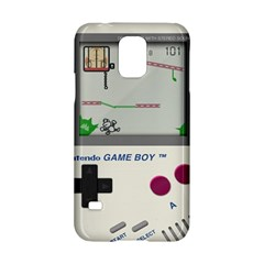 Game Boy White Samsung Galaxy S5 Hardshell Case