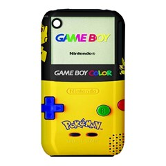 Game Boy Yellow Iphone 3s/3gs