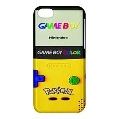 Game Boy Yellow Apple Iphone 5c Hardshell Case