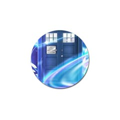 Tardis Space Golf Ball Marker (10 Pack)