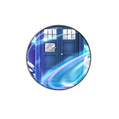 Tardis Space Hat Clip Ball Marker (10 Pack)