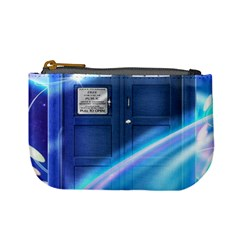 Tardis Space Mini Coin Purses