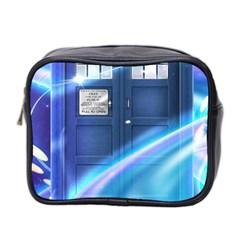 Tardis Space Mini Toiletries Bag 2 Side by Samandel