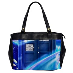 Tardis Space Office Handbags