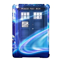 Tardis Space Apple Ipad Mini Hardshell Case (compatible With Smart Cover)