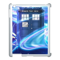 Tardis Space Apple Ipad 3/4 Case (white)